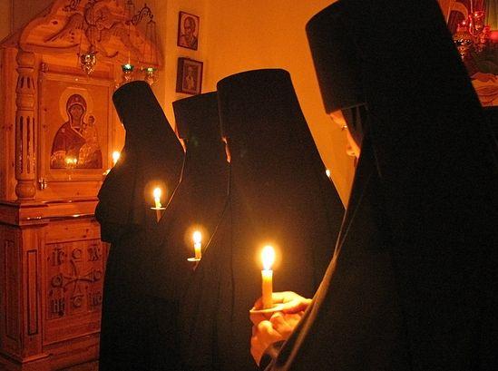 Великий пост в монастыре Рождества Пресвятой Богородицы в Зверках, Польша. Фото: Ярослав Харкевич