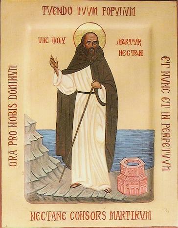 Св. Нектан Хартлендский