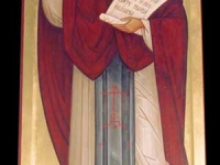 Икона св. прп. Силуана Афонского