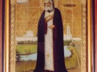 Икона св. прп. Серафима Саровского