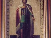 Икона св. блгв. вел. кн. Александра Невского