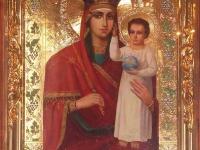 Божией Матери Призри на смирение