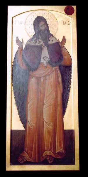 Икона св. пророка Илии