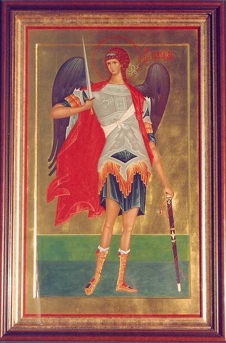 Икона св. архистратига Михаила