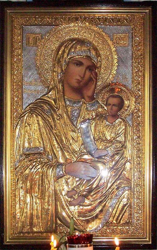 Божией Матери Утоли мои печали
