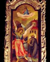 Икона Чуда св. архистратига Михаила в Хонех
