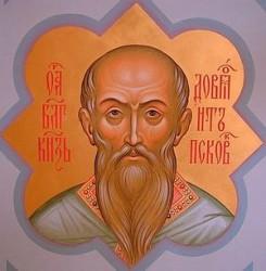 Святой благоверный князь Довмонт