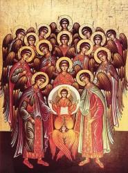 8 / 21 ноября – Собор Архистратига Божия Михаила и прочих Небесных Сил бесплотных