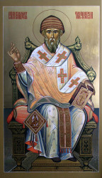 Празднование в честь святителя Спиридона Тримифунтского