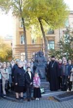 Прихожане посетили святыни Кронштадта