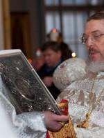 21 ноября тезоименитство настоятеля Андреевского собора прот. Михаила Мокрополова