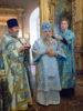 Митрополит Варсонофий возглавил Божественную литургию в Андреевском соборе