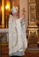 Тезоименитство настоятеля Андреевского собора
