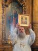Митрополит Варсонофий совершил Божественную литургию в Андреевском соборе в Субботу Страстной седмицы